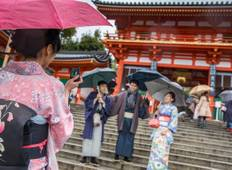 Japan on a Shoestring – Tokyo to Kyoto Tour