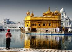 Golden Temple Amritsar - Place of Peace and Power Tour