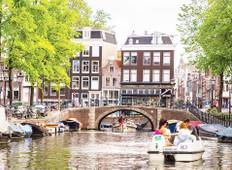 Super Cruise Amsterdam to Budapest Amsterdam Tour