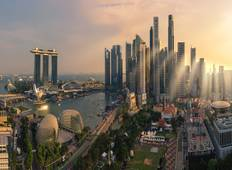 Colonial Singapore and Malaysia Tour