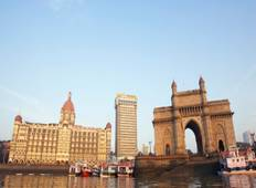 Treasures of Northern India with Mumbai Tour