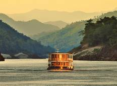 The Mekong: From Laos to China (from Luang Prabang to Jinghong) Tour