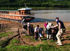 The Mekong: From Laos to China (from Jinghong to Luang Prabang) Tour