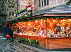 Christmas on the Danube featuring a 6-night Danube River Cruise (Vienna to Würzburg) Tour