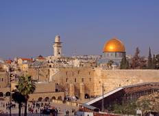 Israel: Pilgrimage to the Holy Land (from Tel Aviv to Jerusalem) Tour
