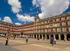 Madrid & Barcelona featuring the AVE High-Speed Train (Madrid to Barcelona) Tour