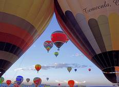 Albuquerque Balloon Fiesta  (Santa Fe, NM to Albuquerque, NM) (2018) Tour