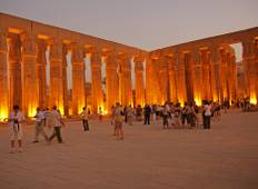Treasures of Egypt (18 destinations) Tour