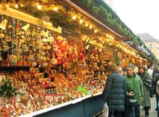 Magical Christmas Markets of Austria and Germany (Innsbruck to Innsbruck) Tour