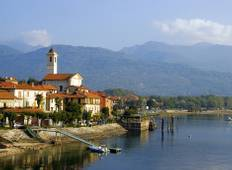 Northern Italy featuring the Treasures of Piedmont Wine, Hazelnuts, Truffles....and more (Lago Maggiore to Turin) Tour