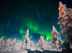 The Northern Lights of Finland  (2018) Tour