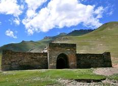 Trans Himalayan between Tashkent and Xian (from Xi\'an to Tashkent) Tour