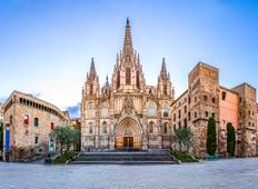 Sensations of Southern France & Barcelona (from Lyon to Barcelona) Tour
