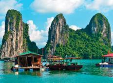 Best of Vietnam 2018 (Start Ho Chi Minh City, End Hanoi) Tour
