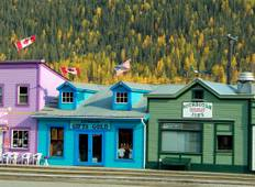 Rockies, Alaska & Yukon Adventure Glacier Discovery Cruise & East Coast (from Victoria to New York City) Tour