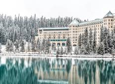 Enchanting Winter in the Rockies (from Calgary to Victoria) Tour