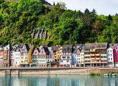 Idyllic Rhine (including Rudesheim) Tour