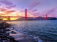 USA West Coast Explorer (incl. San Francisco) Tour
