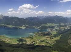 Austrian Lakes Cycling Tour