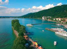 Lake Constance Self-Guided Cycling Tour
