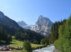 Classic Swiss Alps Self-Guided Walk Tour