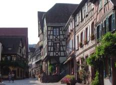 Villages & Vineyards of Alsace, Self-Guided Walk Tour