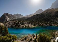 Mountain Bike & Trekking Tajikistan Tour Tour