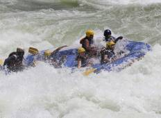 6 Day Gorilla Trekking And Whitewater Rafting Tour