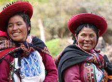 Cultures of Peru & Bolivia featuring a 2-night stay on the Uyuni Salt Flats (Lima to La Paz) Tour
