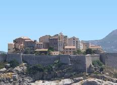 Grand Tour in Corsica Discovering its Exceptional Beauty (7 destinations) Tour