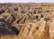 Spotlight on South Dakota The Black Hills & The Badlands (10 destinations) Tour