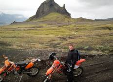 6 Days Iceland Motorcycle Adventure Tour