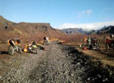 4 Days Iceland Motorcycle Adventure Tour
