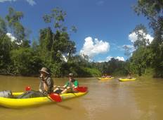7 Day Yasuni Amazon Kayak Discovery Tour