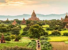 Meet Me in Myanmar - 8 days Tour