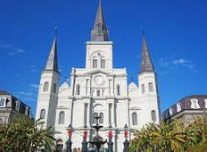 Spotlight on New Orleans featuring Jazz Fest (New Orleans, LA to New Orleans, LA) Tour