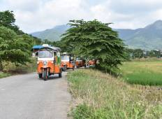 A stunning 11 day Tuk Tuk Adventure in Northern Thailand Tour