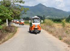 11 Day Tuk Tuk Adventure Tour