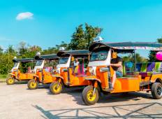 Tuk Tuk Adventure - 5 Days Tour