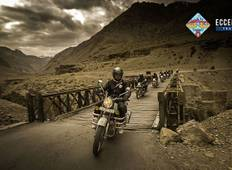 13 Day Trans Himalayan  Motorcycle Tour, India Tour