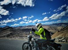 12 Days Spiti Valley Himalayas Motorcycle Tour India Tour