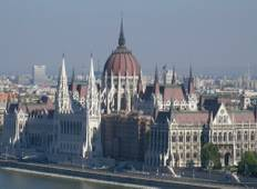 Budapest to Venice by Rail Tour
