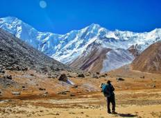 Nanda Devi Base Camp Trek Tour
