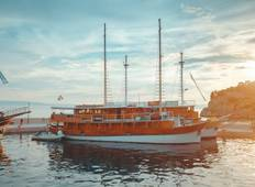 4-day Split to Dubrovnik One-way Cruise - A-Category boat, 18-39s Tour