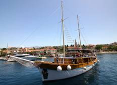 5-day Dubrovnik to Split one-way cruise Tour