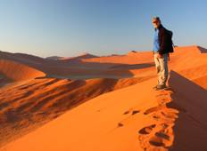 Namibia Southern Odyssey (from Windhoek to Swakopmund) Tour