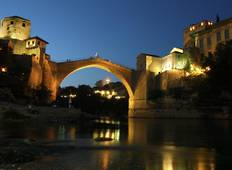 11-day Dubrovnik to Bosnia Sail and Tour Tour