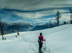 5 Days Himalayan Winter trek India Tour