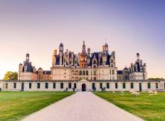 4 Day Normandy, Saint Malo, Mont Saint-Michel & Loire Valley Castles Tour