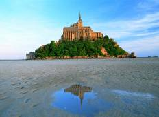Normandy and Saint Malo plus Mont Saint Michel and Chateaux Country - 4 Days Tour